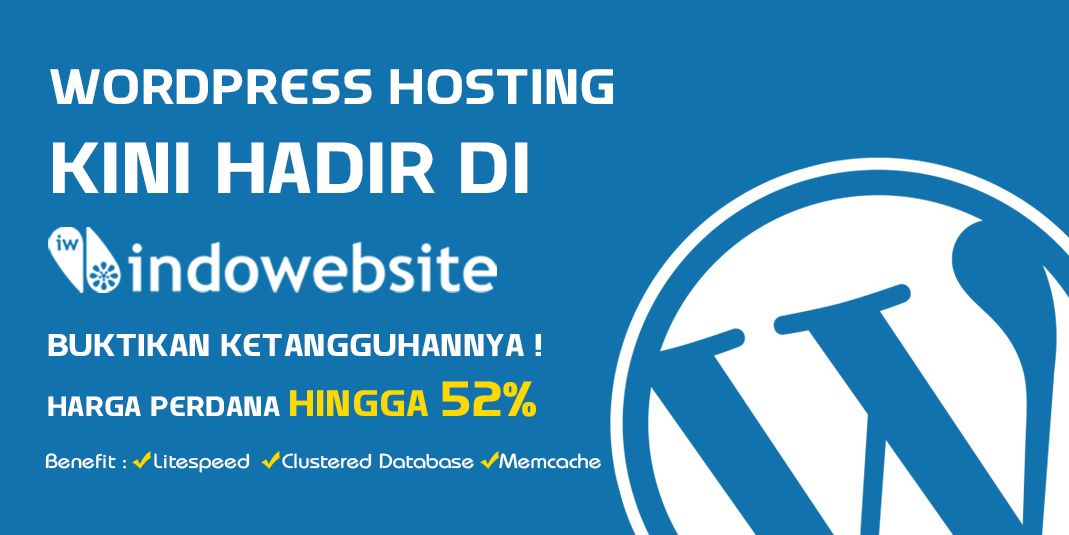 Diskon Wordpress Hosting